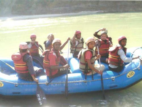summer adventure camp of NSS